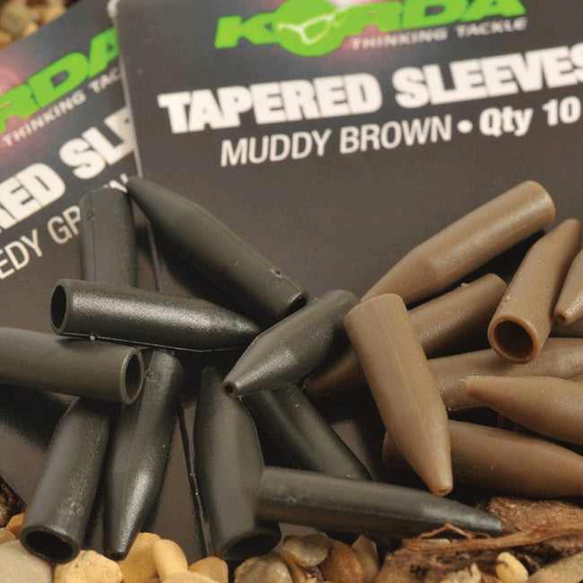 Korda Tapered Silicone Sleeves - Vale Royal Angling Centre