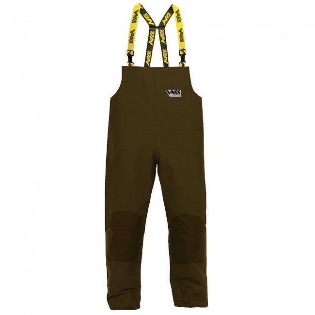 Team Vass 175 Bib & Brace Khaki Edition - Vale Royal Angling Centre