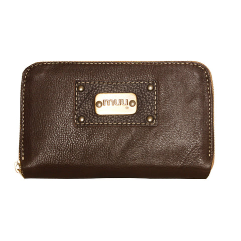 05 Wallet | Chocolate Brown