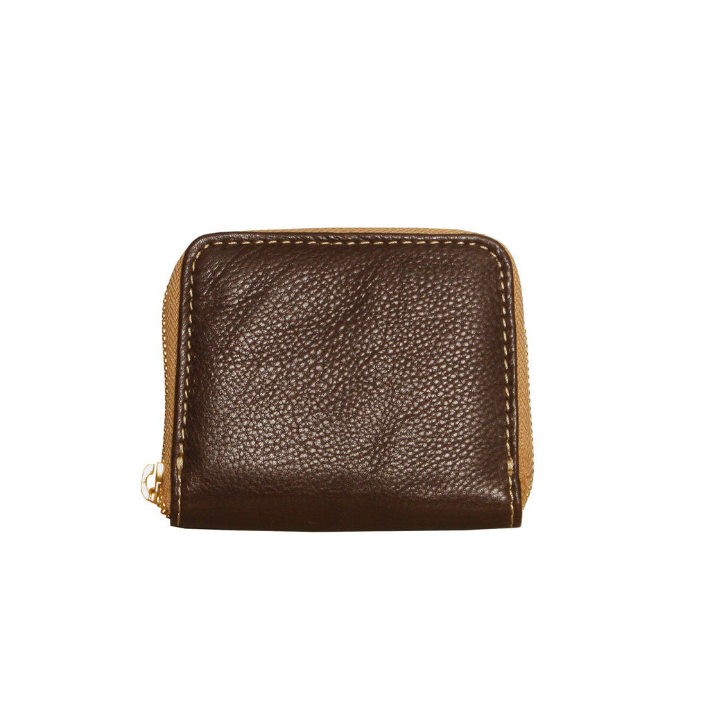 05 Little Wallet | Chocolate Brown