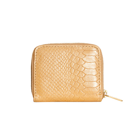 05 LITTLE WALLET | CROCO BEIGE