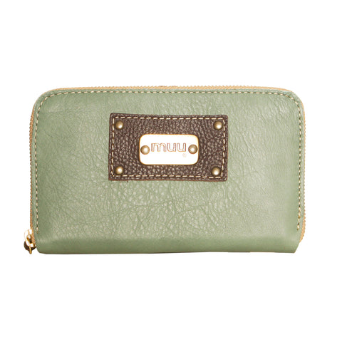 05 Wallet | Light Green