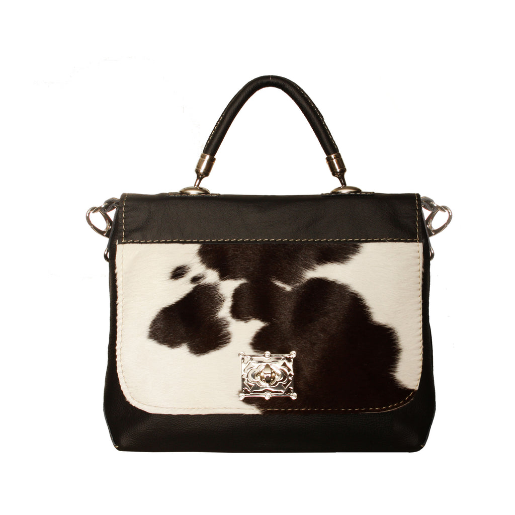 01 HANDBAG TORNIQUETE | Leather & Fur