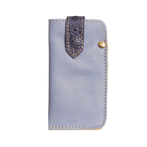 05 CELLPHONE/ GLASSES CASE | LIGHT BLUE