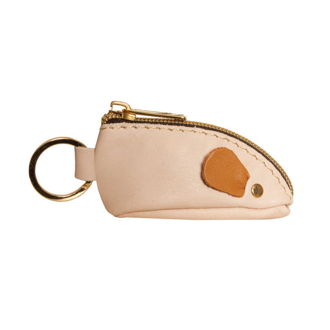 05 KEYCHAIN | LIGHT PINK MOUSE