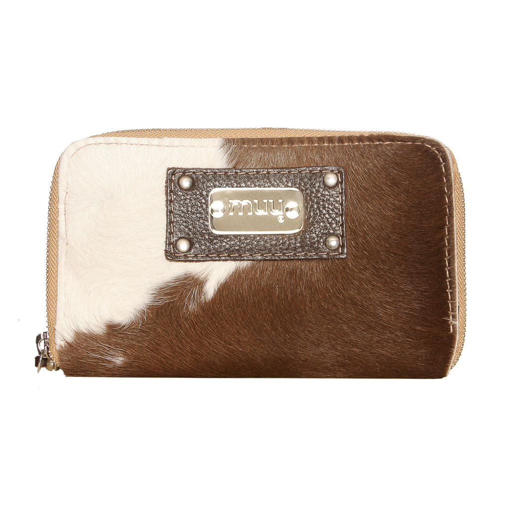 05 Wallet | Cow Fur
