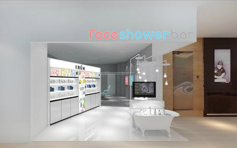 Face Shower Bar by IREN