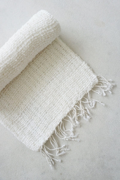 the KADE scarf - WANT Skincare