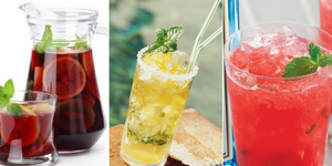 7 Drinks for Your Kentucky Derby Party!
