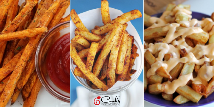 5 Different Ways to Enjoy National French Fry Day!