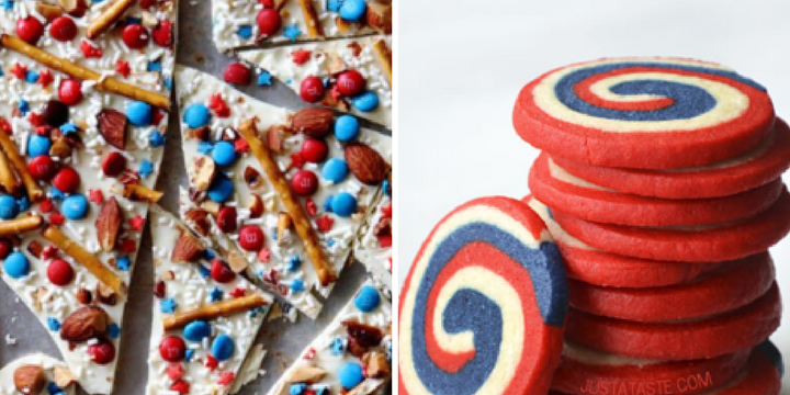 7 Red, White and Blue Foods to Light Up Your Independence Day!