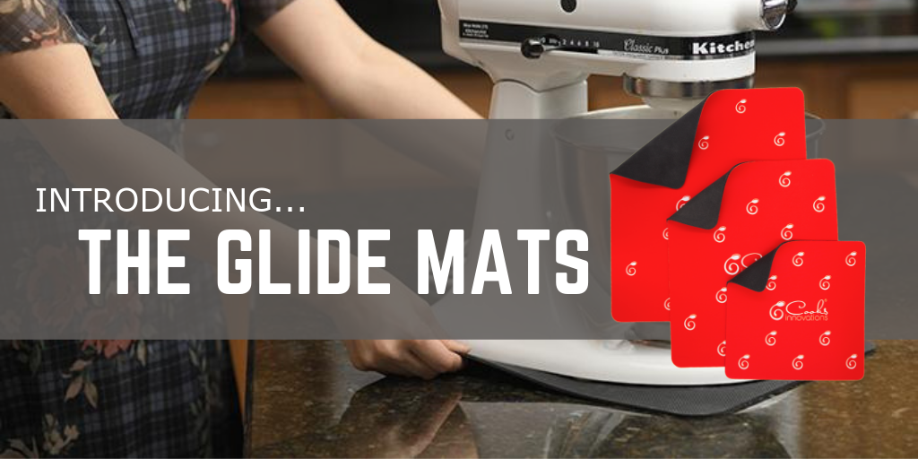 Introducing Our Latest Innovation! The Cooks Innovations Glide Mats™