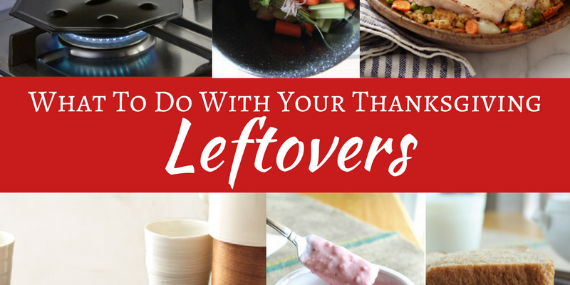 What to Do with Your Thanksgiving Leftovers!