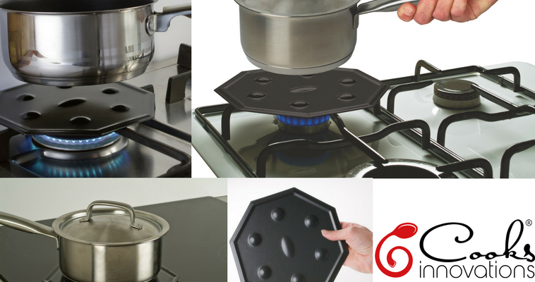 EzVid Wiki Announces Top 9 Heat Diffusers of 2017: Cooks Innovations SimmerMat® Made the List!