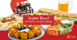 Healthy Super Bowl Recipes Snack Ideas!