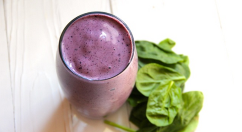 blueberry-spinach-healthy-smoothie-recipe