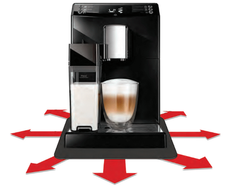 glide mats coffee maker cooks innovations