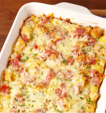 ham-and-cheese-bake