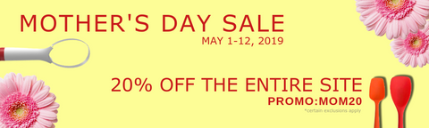 mothers day sale promo