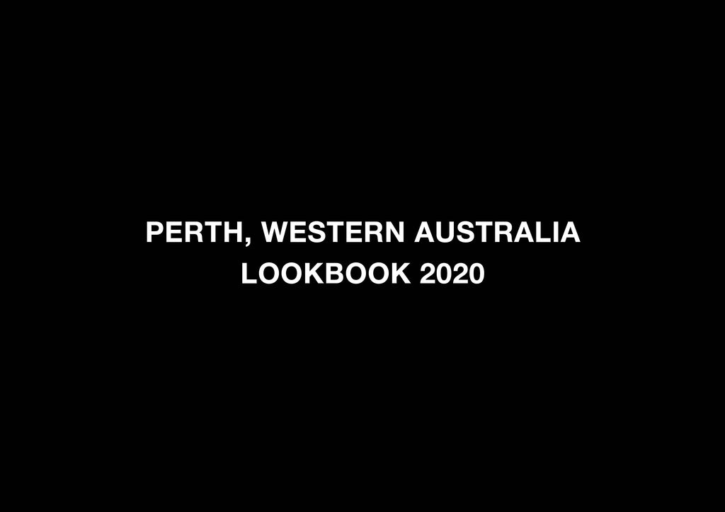 Perth, Western Australia - Editorial Shoot / Lookbook