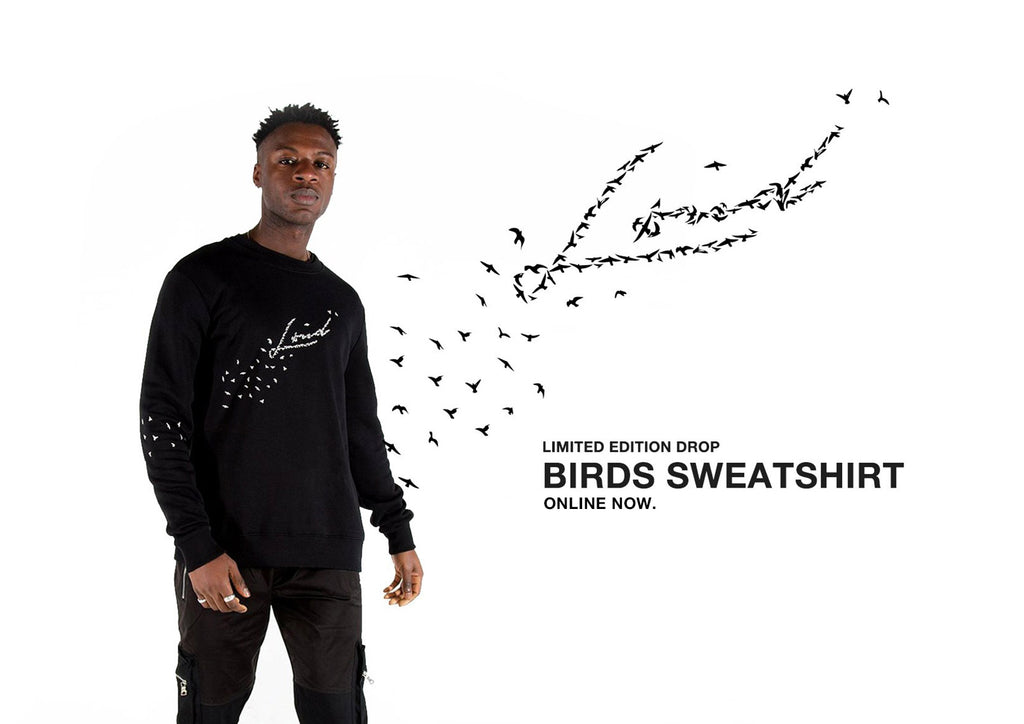 Loud Birds Sweatshirt - Online now.