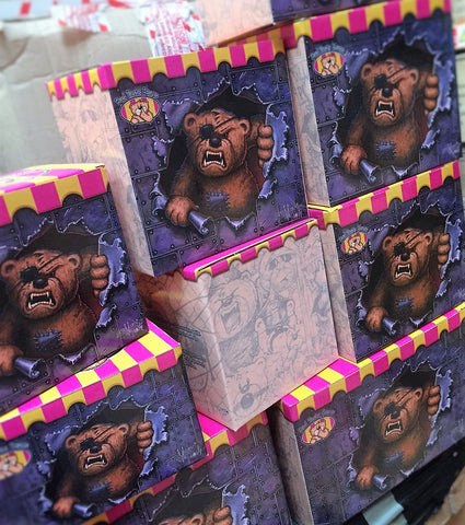 Bad Taste Bears Boxes for the New Range of Gifts