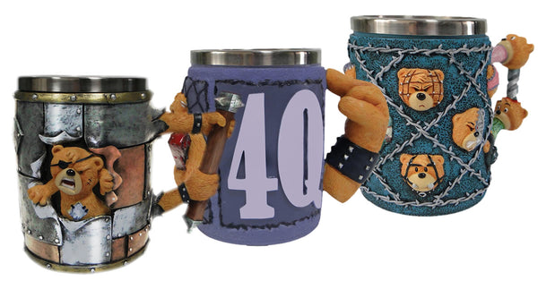 Bad Taste Bears Tankards