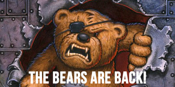 The Bad Taste Bears are Back