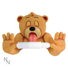 Bad Taste Bears Andre X Toilet Roll Holder