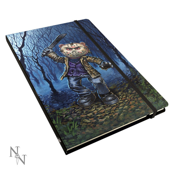 Jason - Hardback Journal Notebook (BTB)