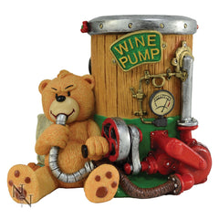 Bad Taste Bears Vino Wine Bottle Holder