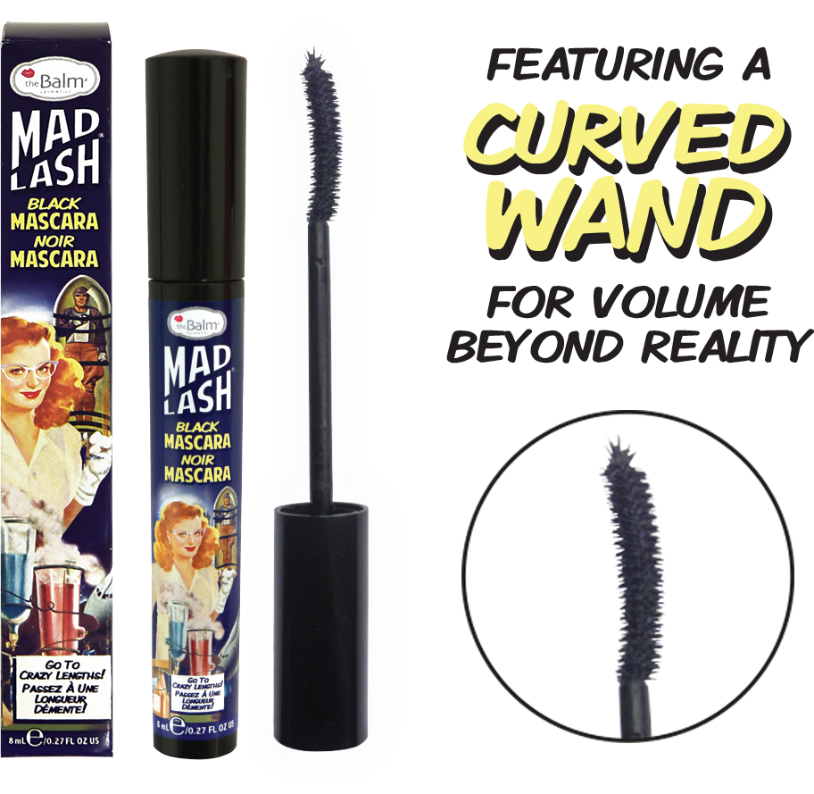 cacad2a34d0 THE BALM MAD LASH® MASCARA – scala