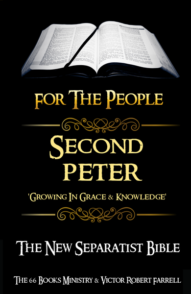 SECOND PETER - Growing in Grace & Knowledge