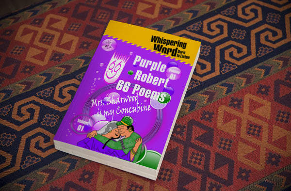 Purple Robert-66 Poems-Vol 02-Mrs. Dalrymple's Pimple