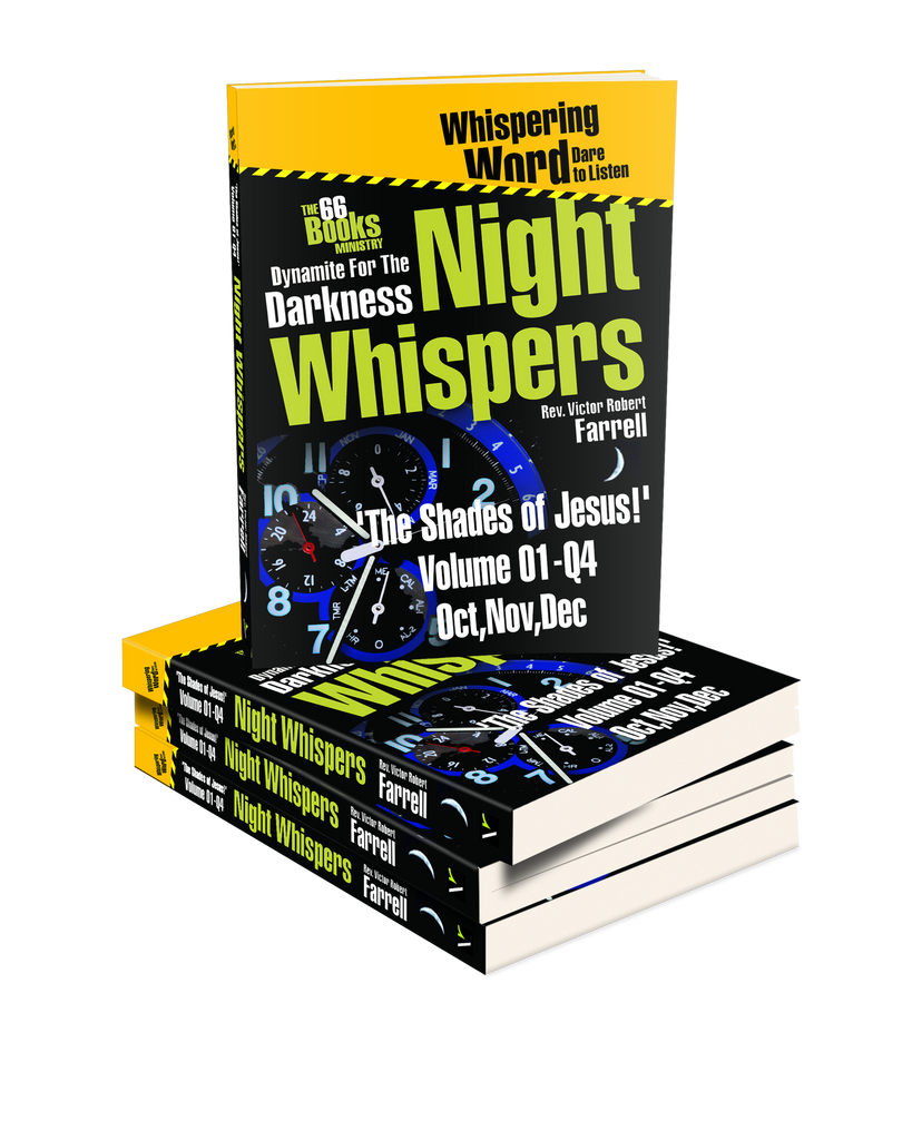 Night-Whispers Vol-01-Q4 - 'The Shades of Jesus'