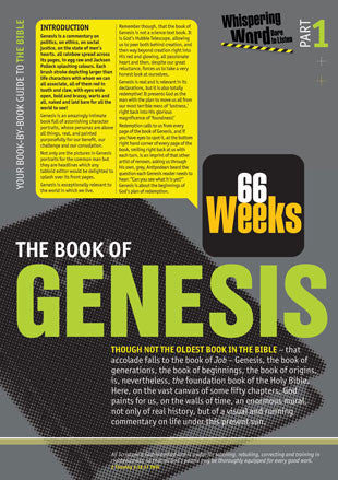 Bible Book Overview | Genesis | 01 of 66 |