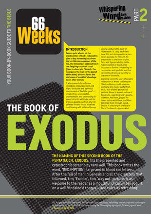 Bible Book Overview | Exodus | 02 of 66 |
