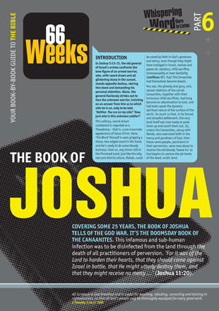 Bible Book Overview | Joshua | 06 of 66 |