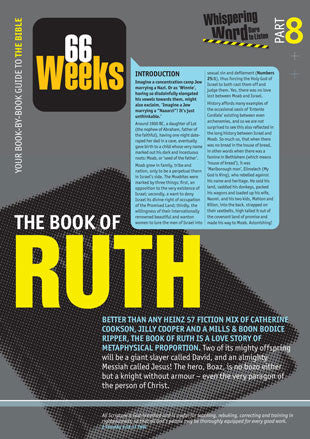 Bible Book Overview | Ruth | 08 of 66 |