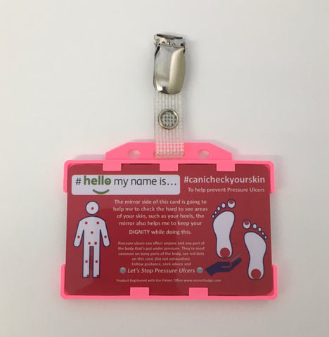 PINK Prevention Badge© (PB05) ex VAT