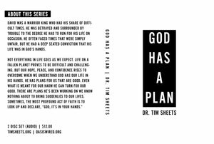 God has a Plan [CD Set]