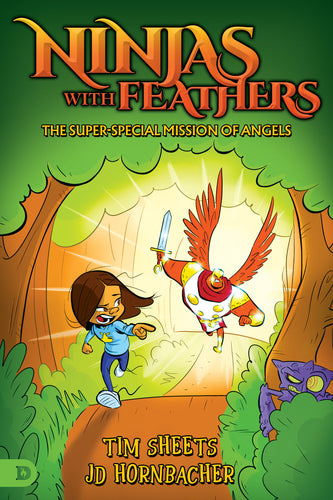 Ninjas with Feathers [Book]