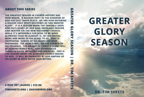 Greater Glory Season [CD Set]