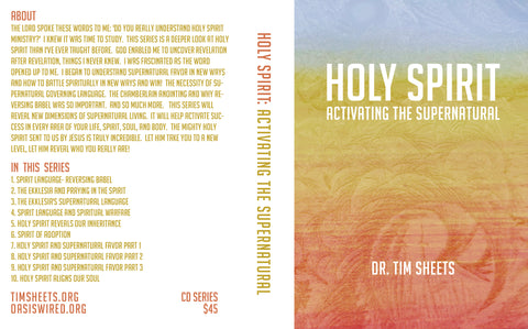 Holy Spirit [CD Set]