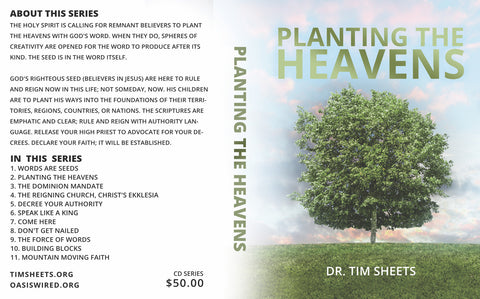 Planting the Heavens [CD Set]