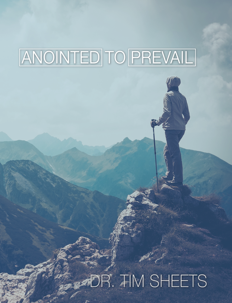 Anointed to Prevail [MP3 Digital Download]