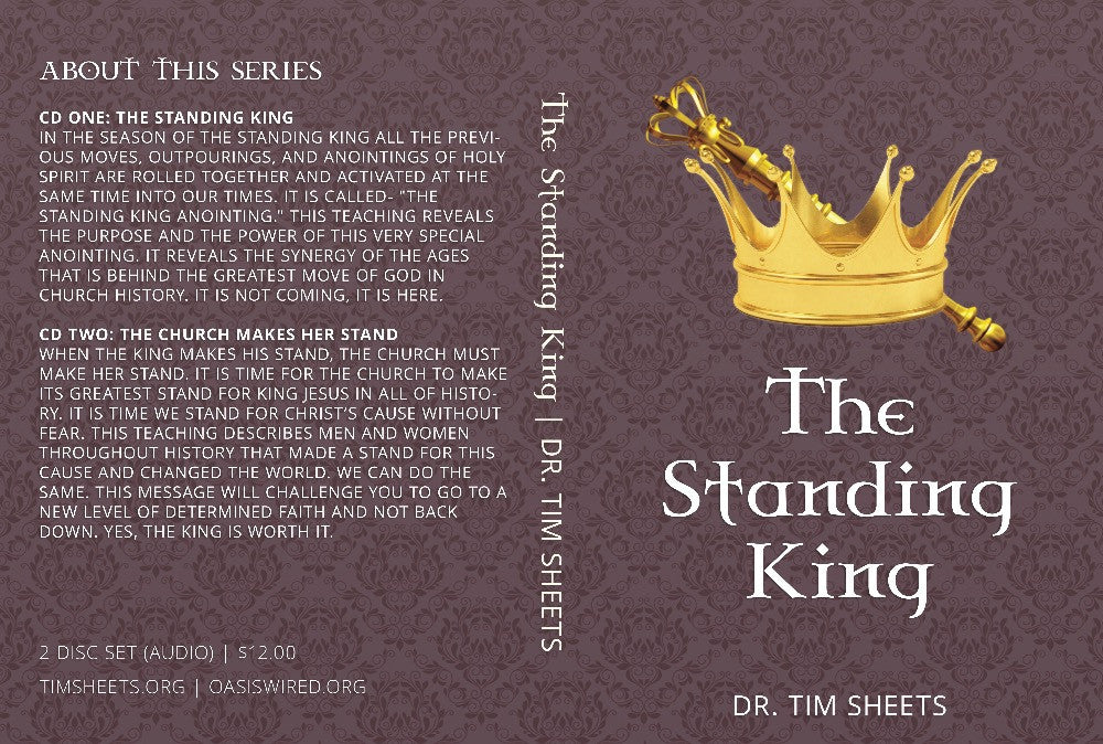 The Standing King [MP3 Digital Download]