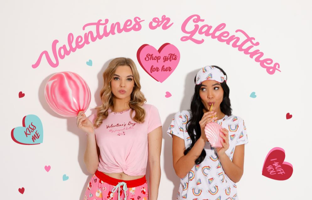 Valentines Or Galentines With Chelsea Peers ❤