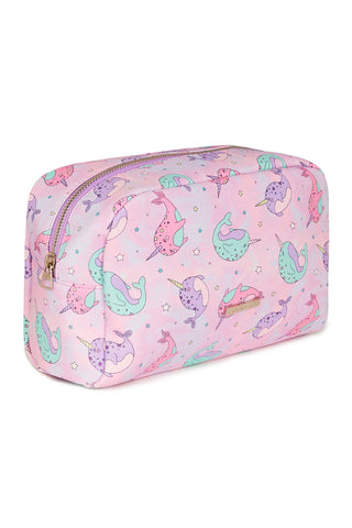 Magic Narwhal Cosmetics Bag