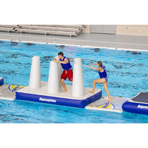 Aquaglide Barricade Obstacle Course - 585219102 - Water Toys